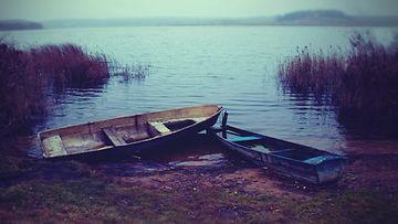 Syksy ja vene