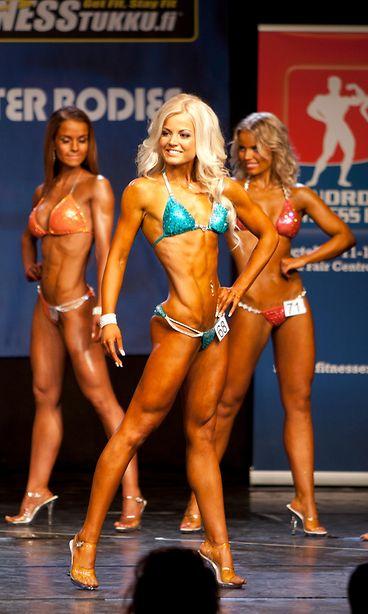 Fitness Kilpailut