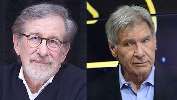 Harrison Ford Steven Spielberg