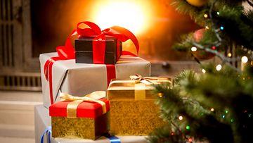 joulukuusi, lahjat
