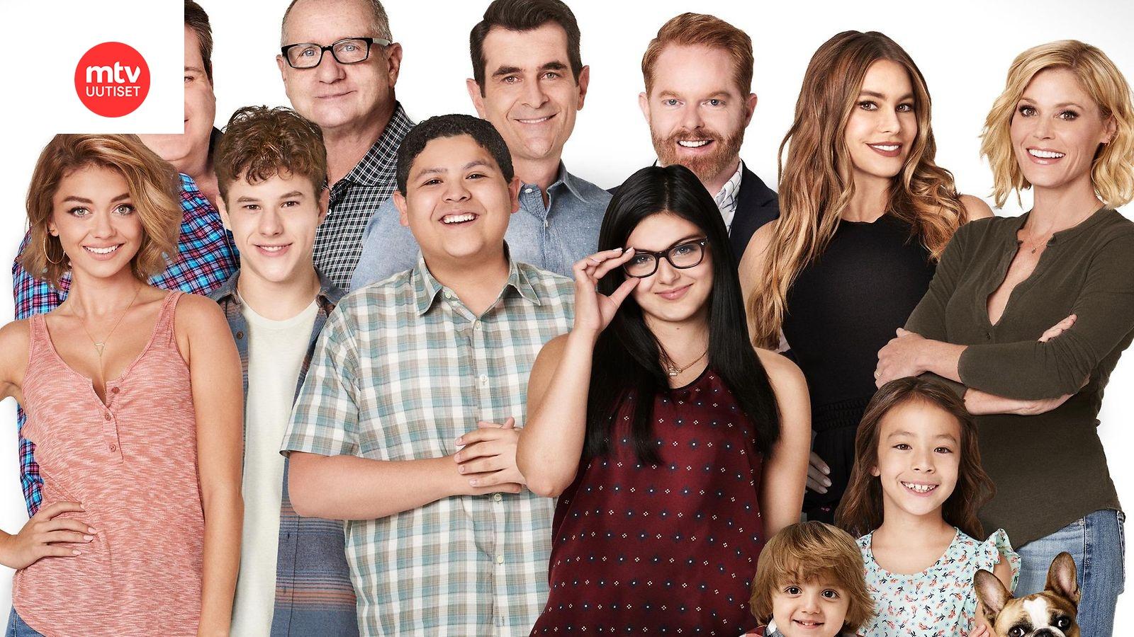 Moderni Perhe Näyttelijät