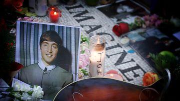 John Lennon surmattiin 1980