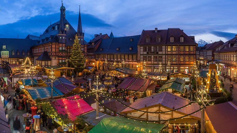 Braunschweig, joulutori