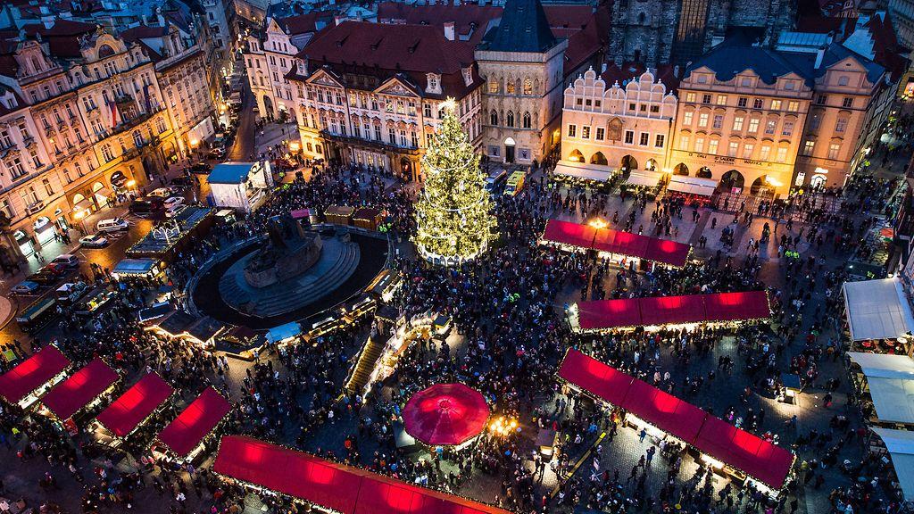Praha Joulutori