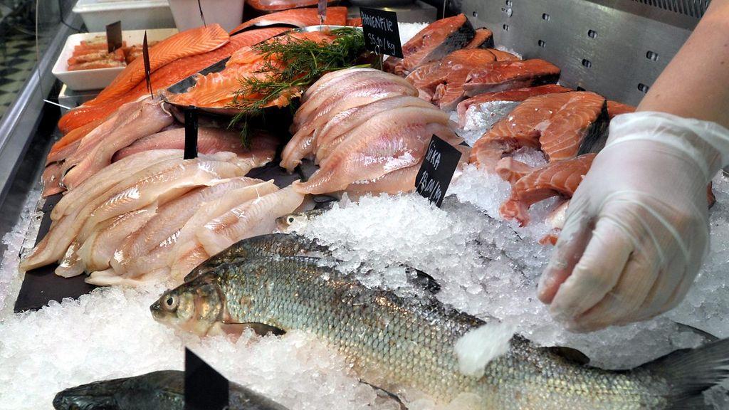 tuoreen kalan säilyvyys