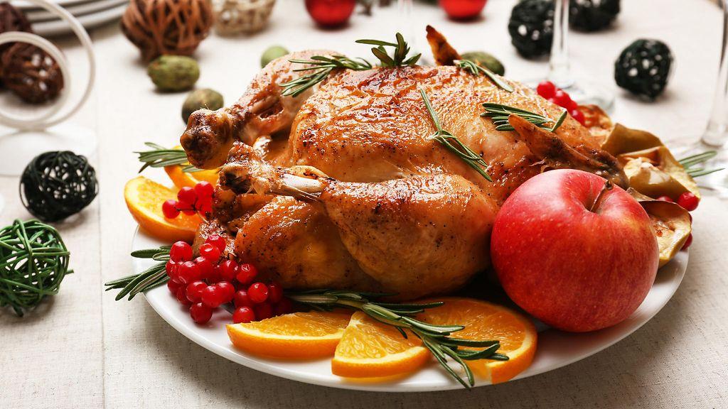 Paistettu Kana
