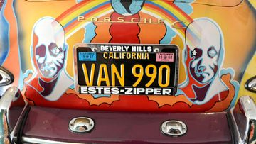 Janis Joplin Porsche 2