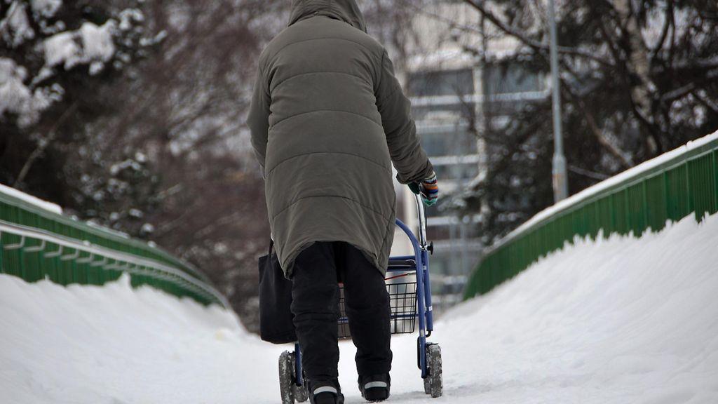 yksinäisyys suomessa Ahtari