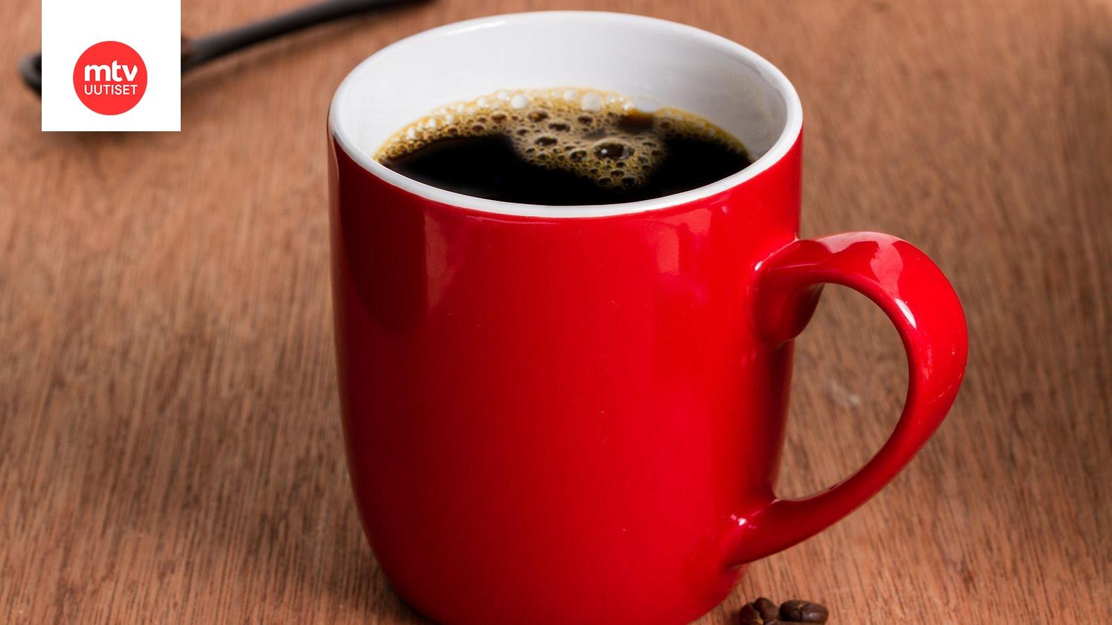 Paljonko Kahvissa On Kofeiinia