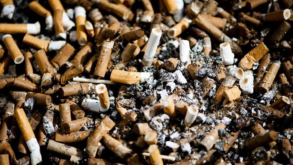 Tupakka Suomessa