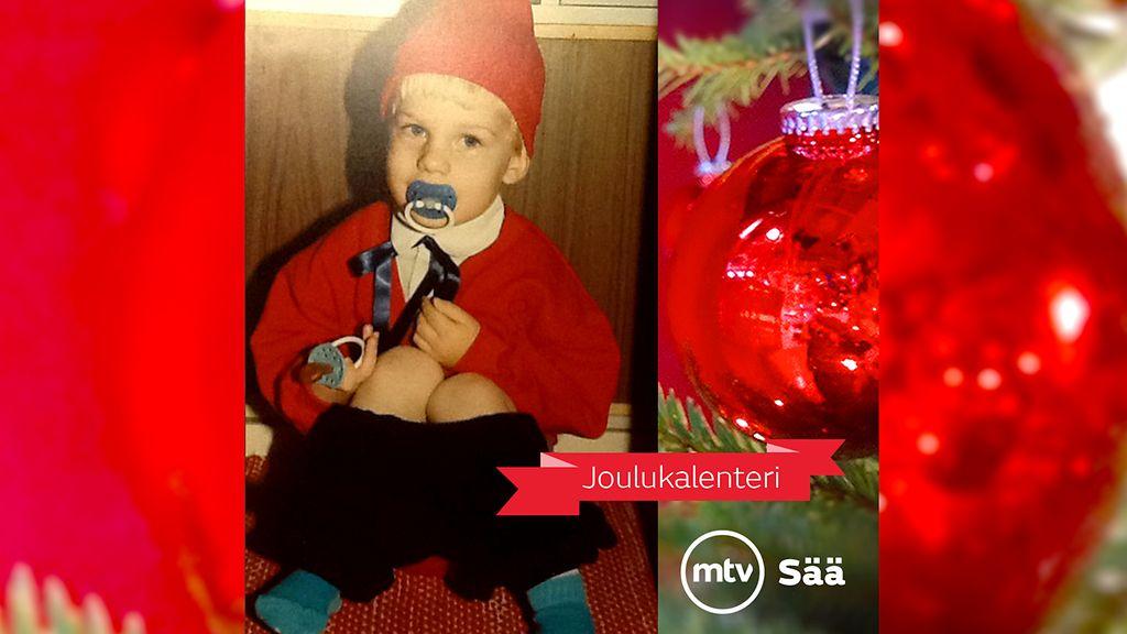 Kuvat: Meteorologit suloisissa lapsuuden kuvissa MTV Sään joulukalenterissa - Kotimaa - Uutiset ...