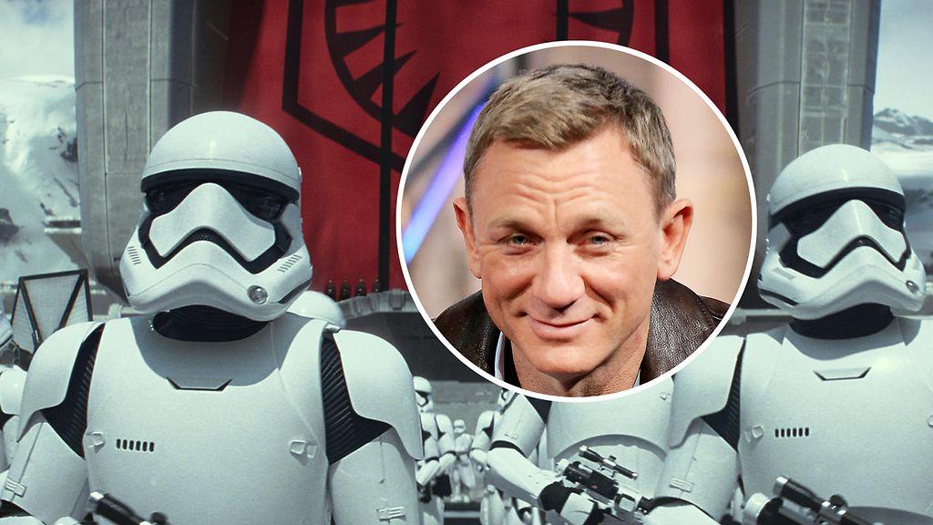 Star Wars -yllätyksille ei näy loppua – Daniel Craig hupaisassa sivuroolissa - Viihde - MTV.fi