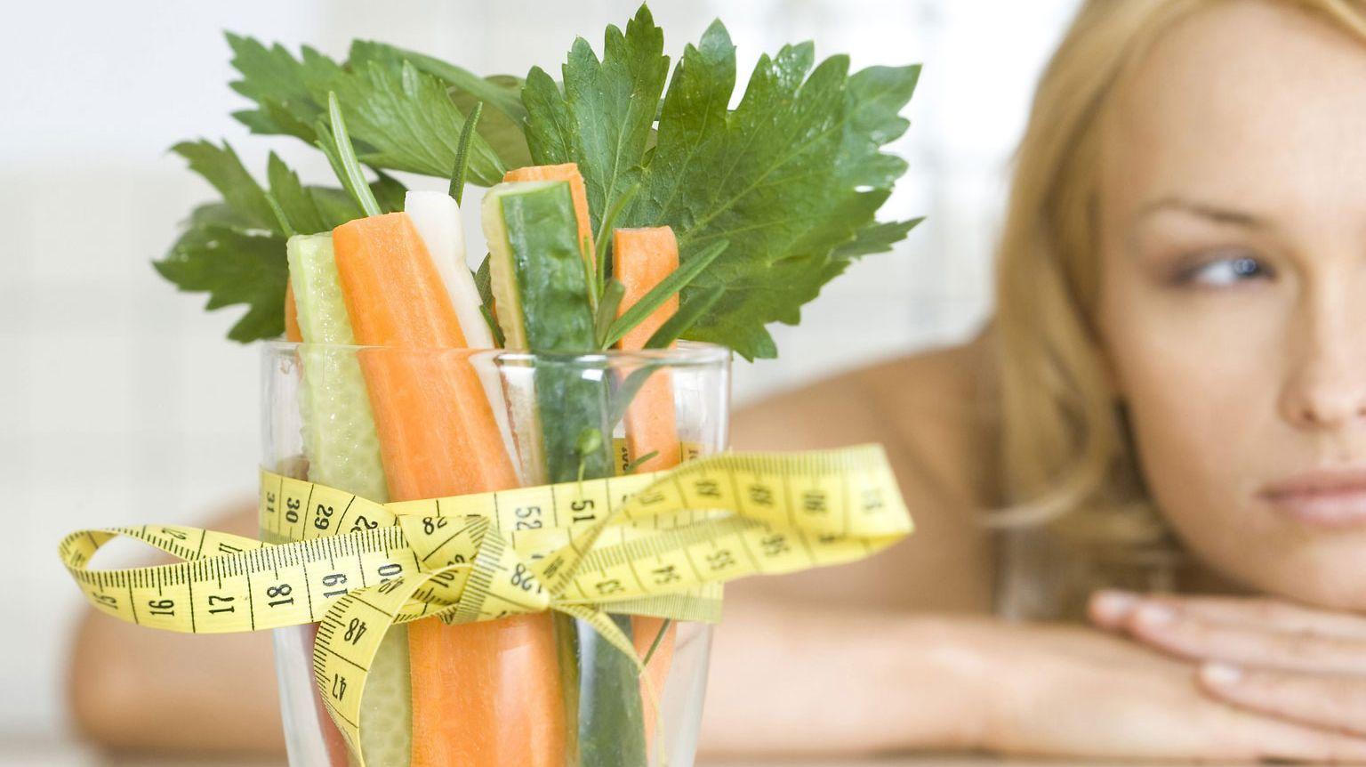 морковная диета для похудения 3 дня