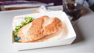 lentokone_ruoka