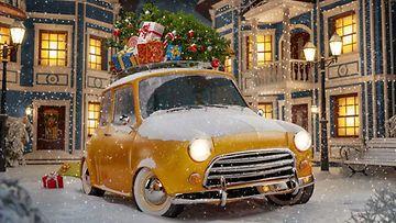 jouluauto