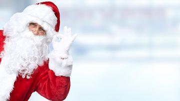 joulupukin hyväksyntä