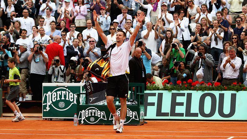 Robin Söderling 2009 Roland Garros