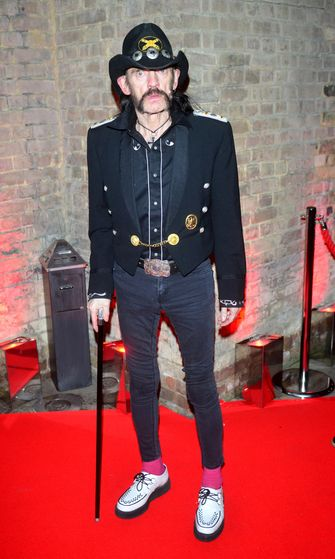 Lemmy 11.11.2015