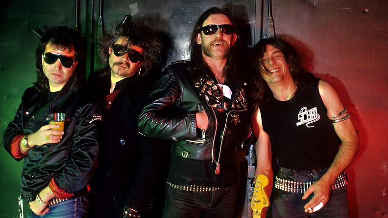Motörhead 3.12.1987
