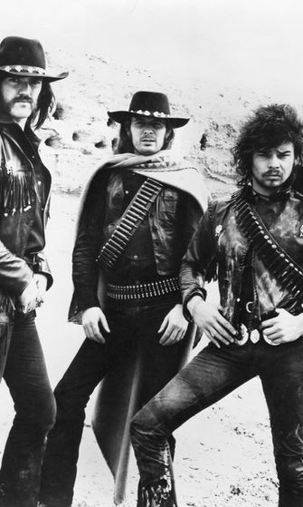 Motörhead 1979