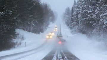 talvi liikenne