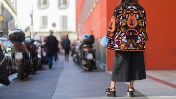 Milan Fashion Week Spring/Summer 2016 - Street Style