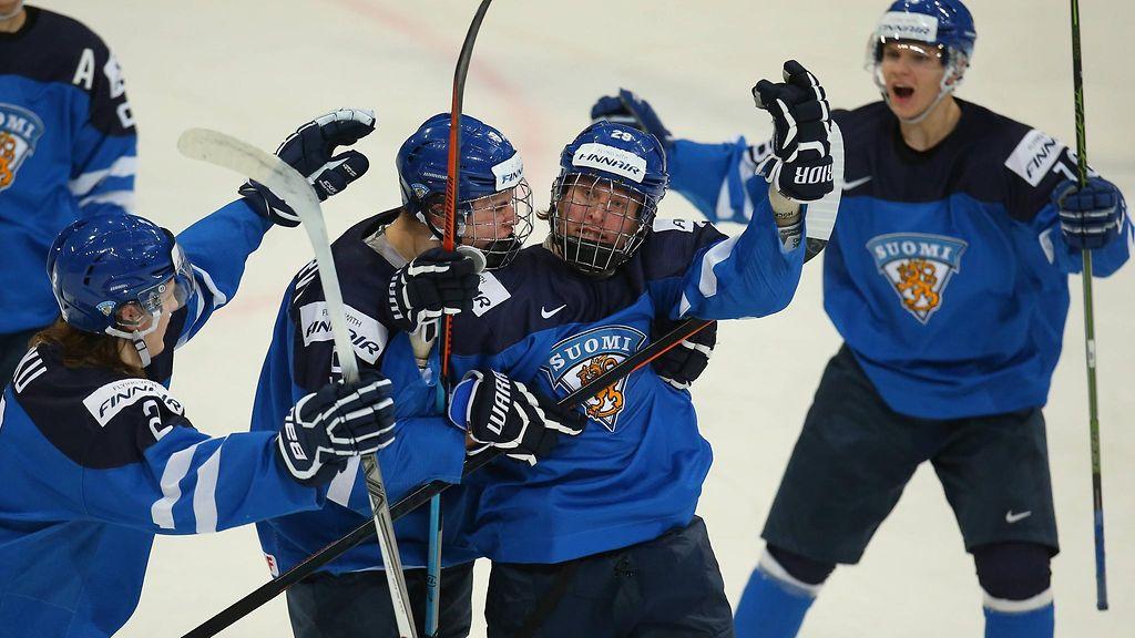 Mm Jääkiekko U20