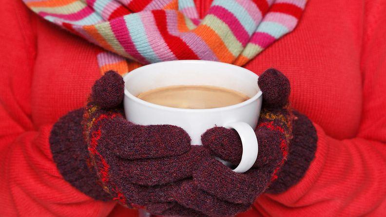 juoma kahvi tee