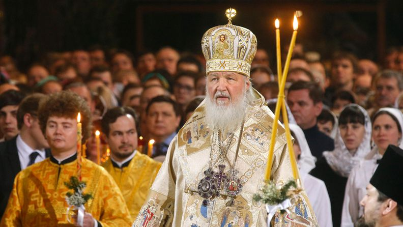 Patriarkka Kirill