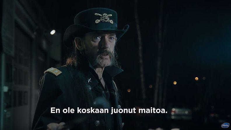 Valio Lemmy Mainos Kuva