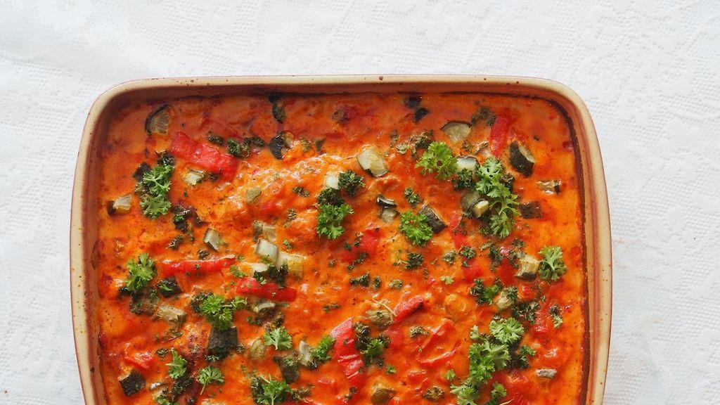 Peggyn pieni punainen keittiö Kanaa Igorin tapaan  MTV fi