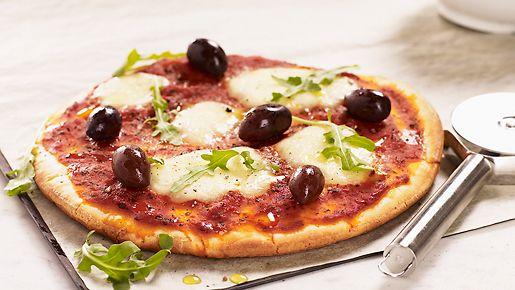 Gluteeniton pizzapohja  MTV f