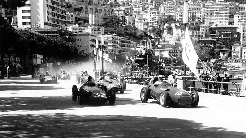Formula 1 1957 Fangio