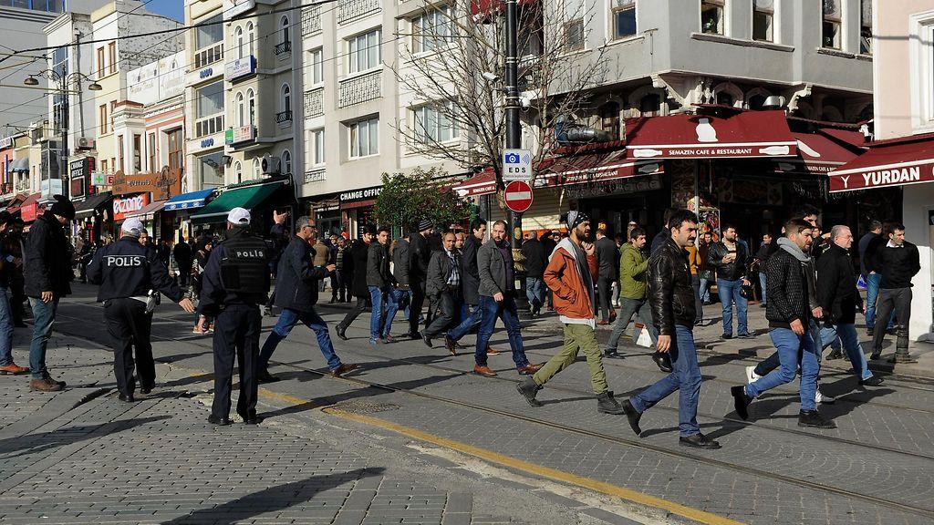 Turkin presidentti: Istanbulin isku oli terroriteko - Ulkomaat - Uutiset - MTV.fi
