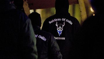 katupartio soldiers of odin