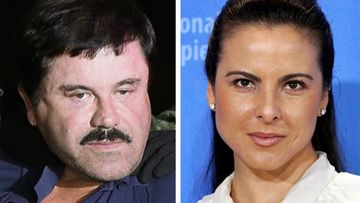 El Chapo ja Kate del Castillo