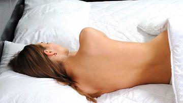alastomana nukkuminen Heinola