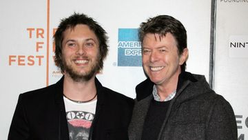 Duncan Jones ja David Bowie