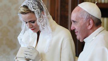 Charlene paavin vieraana