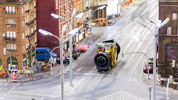 Google Street View minikoossa