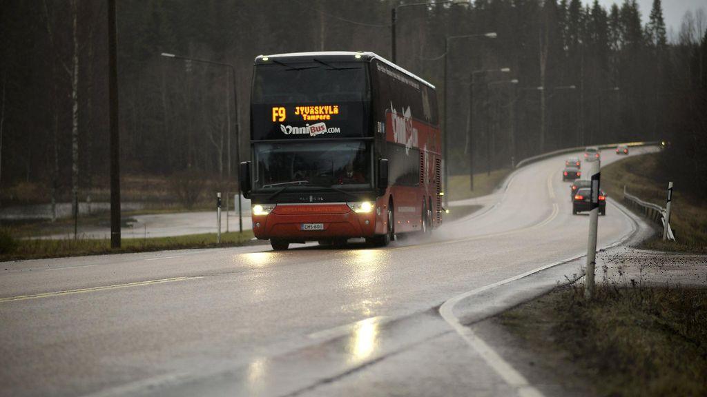 Onnibus Yläkerta