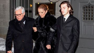 Celine Dion hautajaiset 3