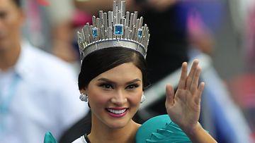 Pia Alonso Wurtzbach 25.1.2016 Manilassa 1