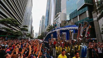 Pia Alonso Wurtzbach 25.1.2016 Manilassa 2