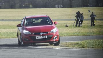 Vauxhall Astra Top Gearissa