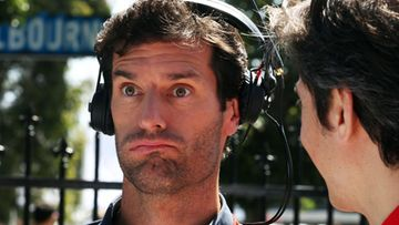 Mark Webber 2015
