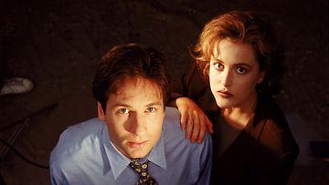 Salaiset kansiot 1993