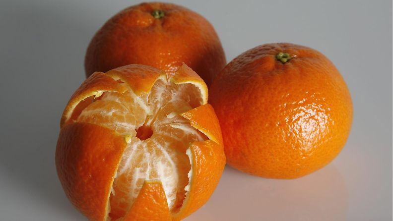 mandariini sitrushedelmä