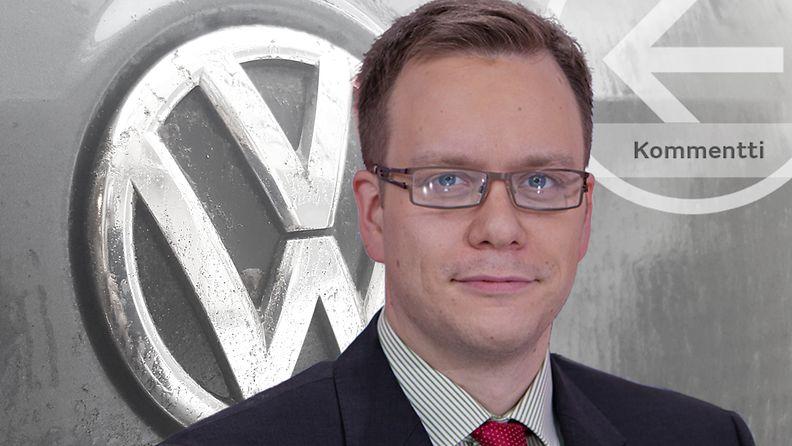 Kommentti Antti Tuuri VW