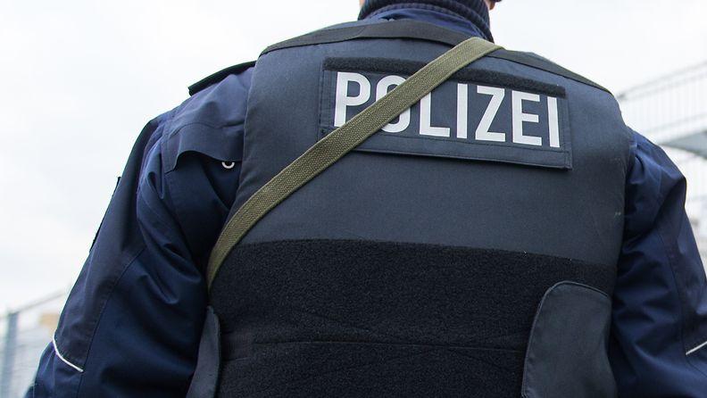 saksa-poliisi